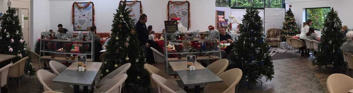 REVIEW: Breakfast with Father Christmas at Wyevale Garden Centre