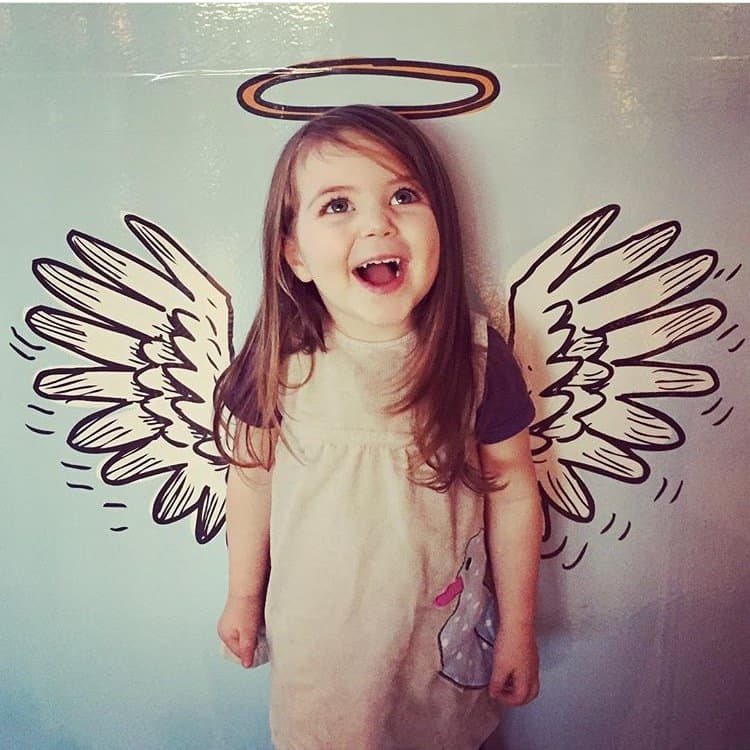 Thea the angel