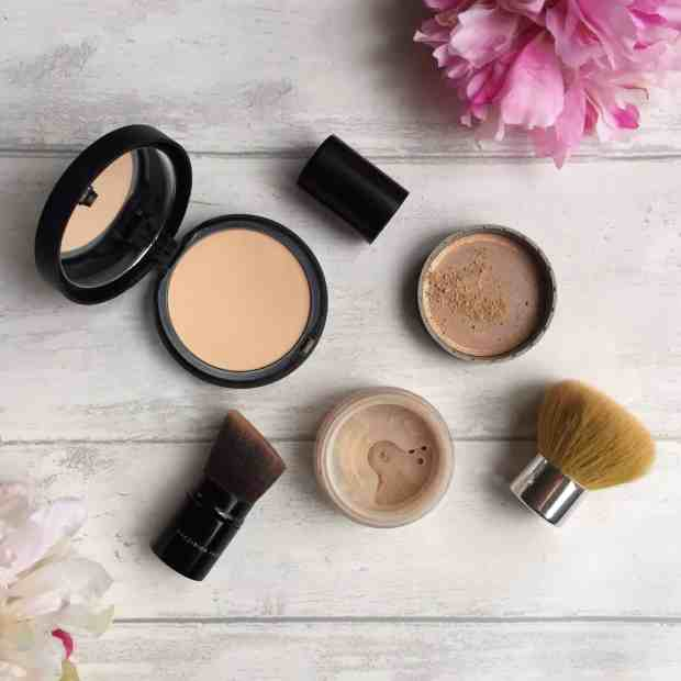 BareMinerals Mineral Foundations