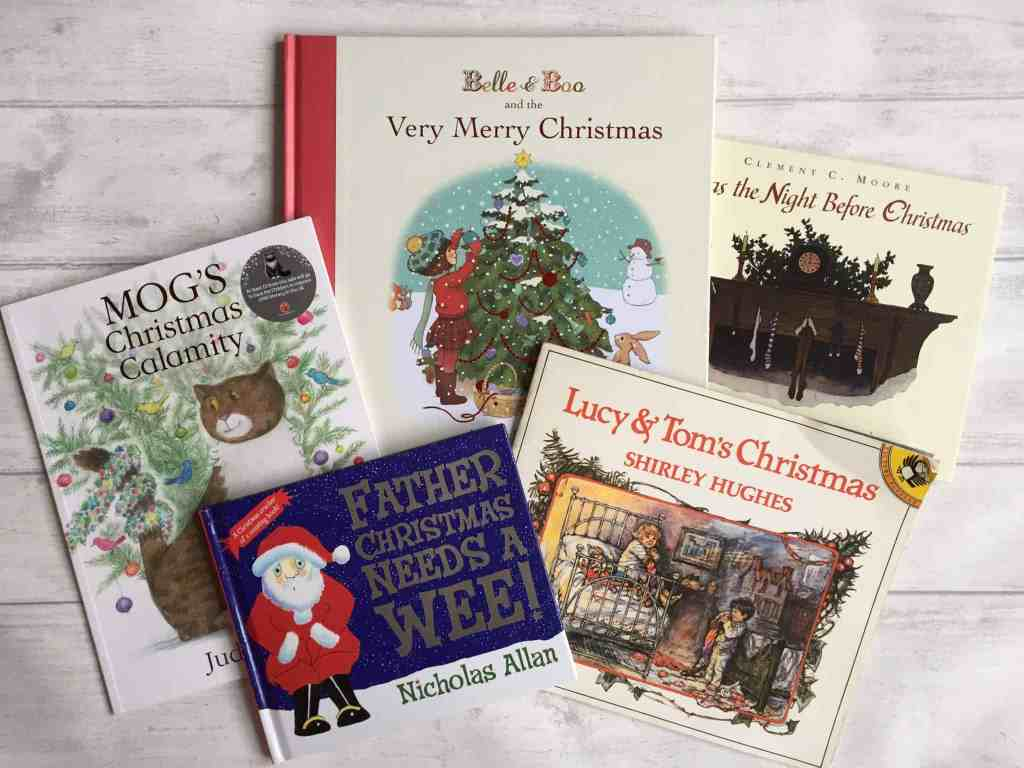 Five Great Christmas Books for Kids