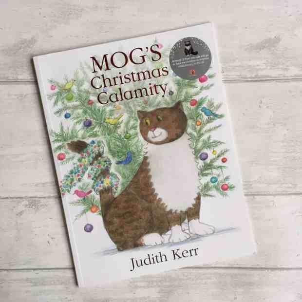 Mog's Christmas Calamity book for kids