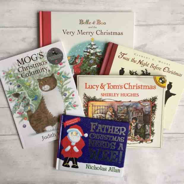 Top five Children's Christmas books