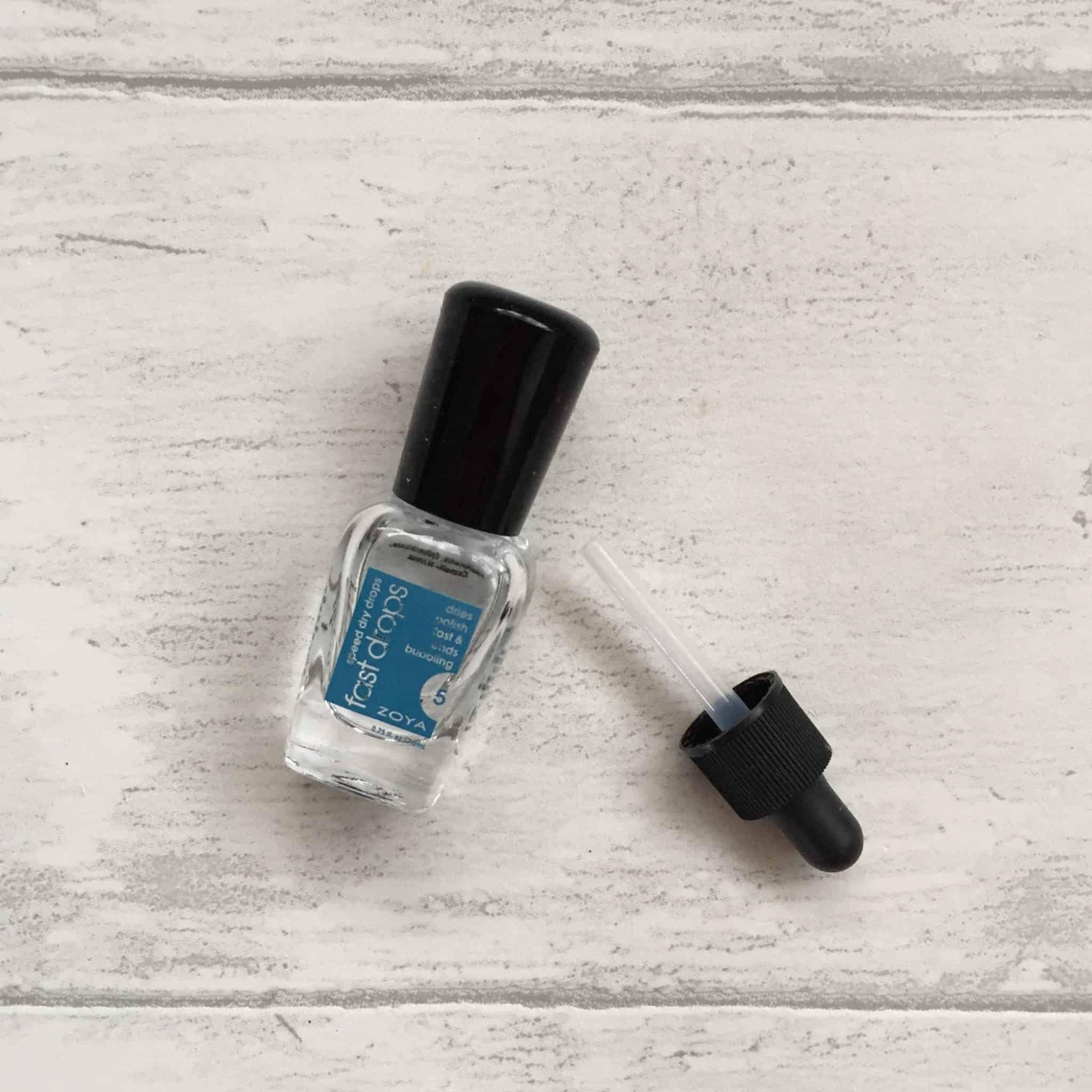 Zoya Natural Nail Polish Speed Dry Drops