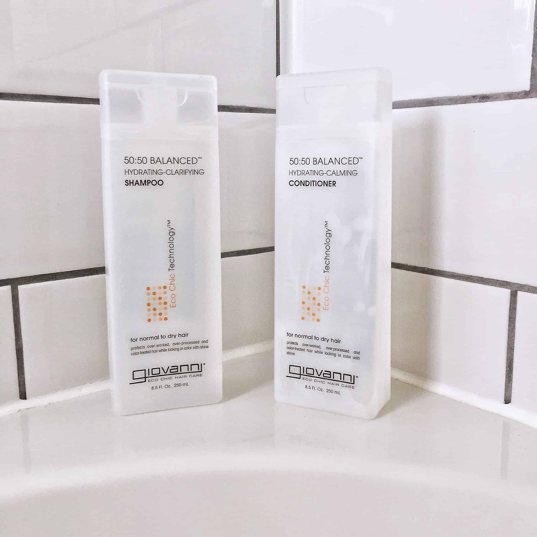 Giovanni Eco Chic Hair Care Shampoo & Conditioner Review