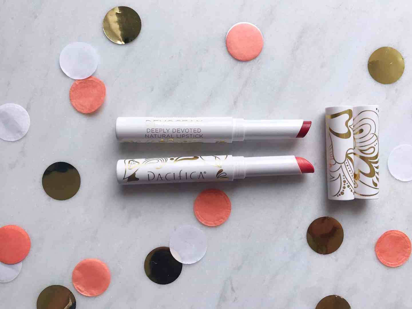 Pacifica Devocean Natural Lipstick Review