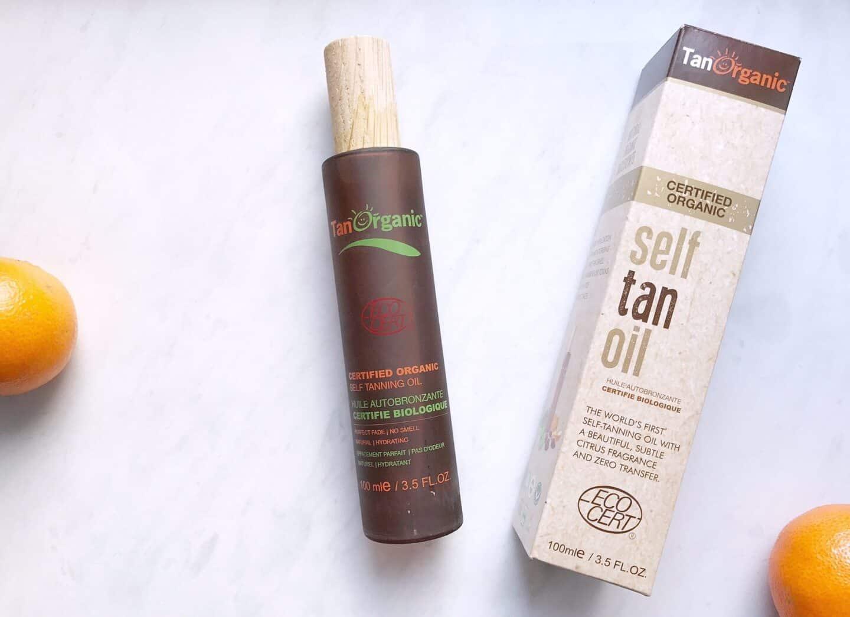 TanOrganic Self Tan Oil Review