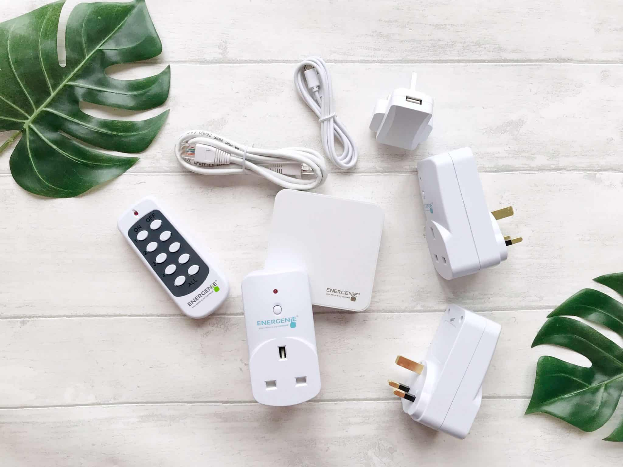 How To Save Energy at Home with Energenie MiHome Smart Plugs and Gateway