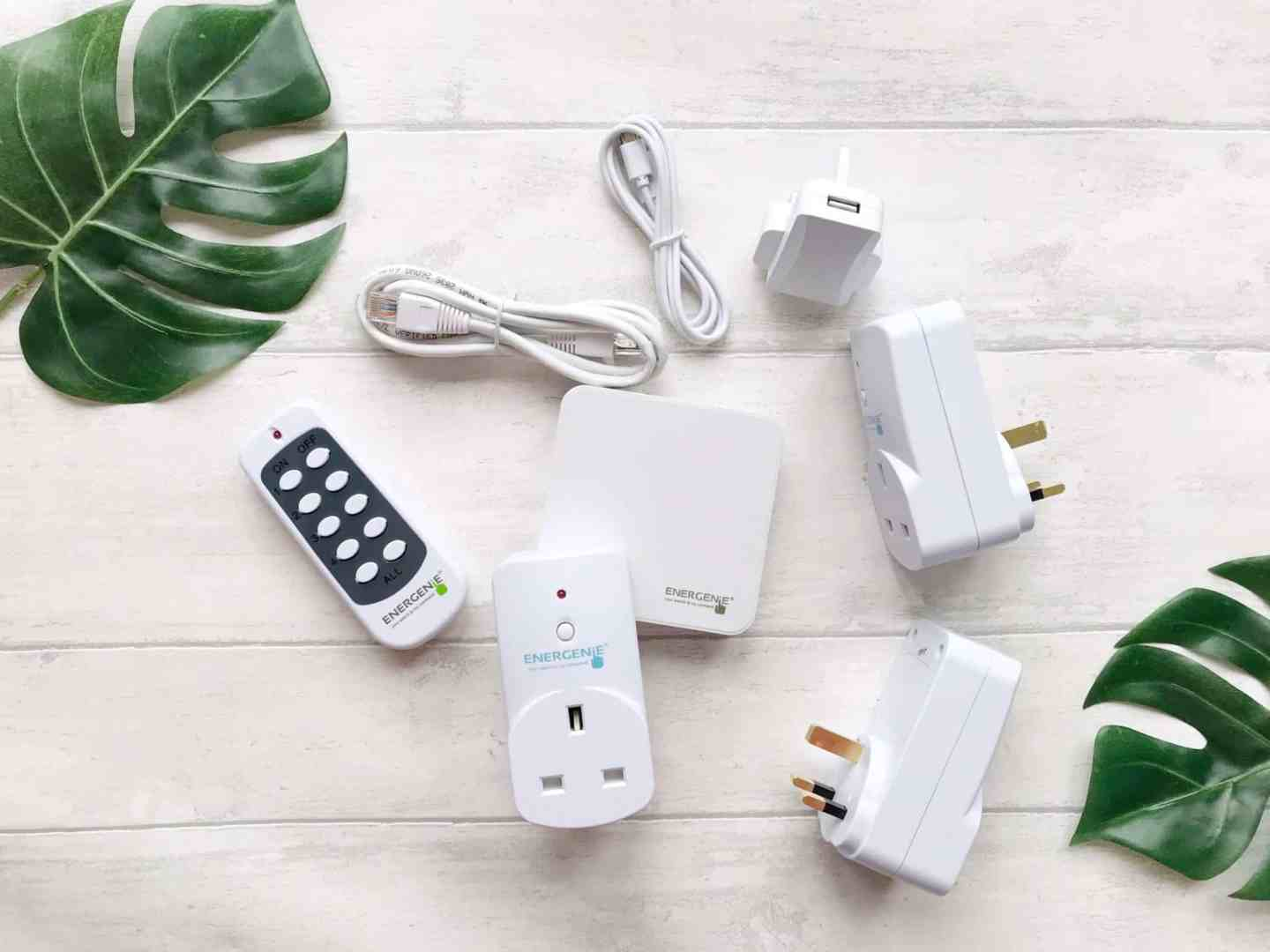 Save Energy at Home with Energenie Smart Plugs