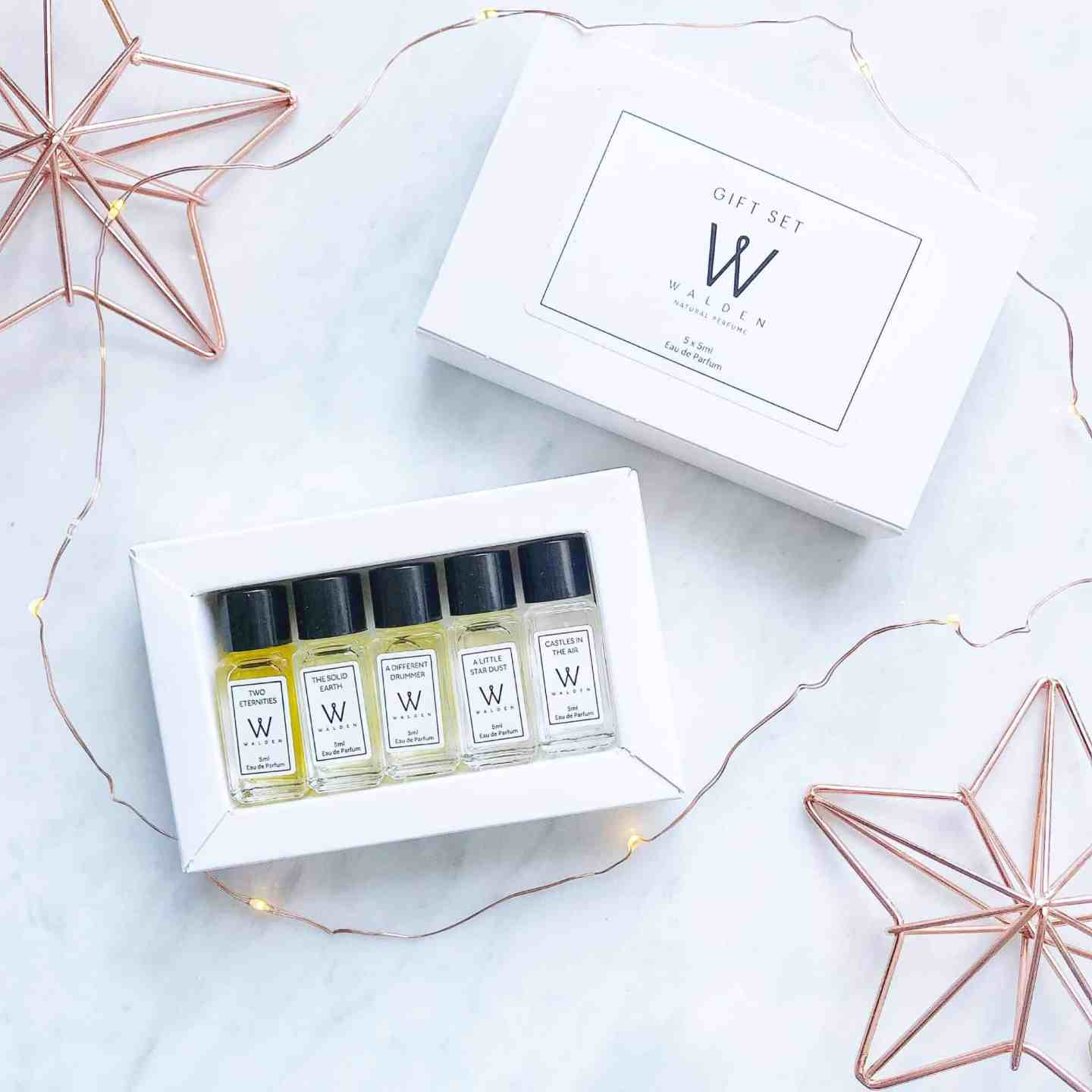 Walden Natural Perfume Gift Sets