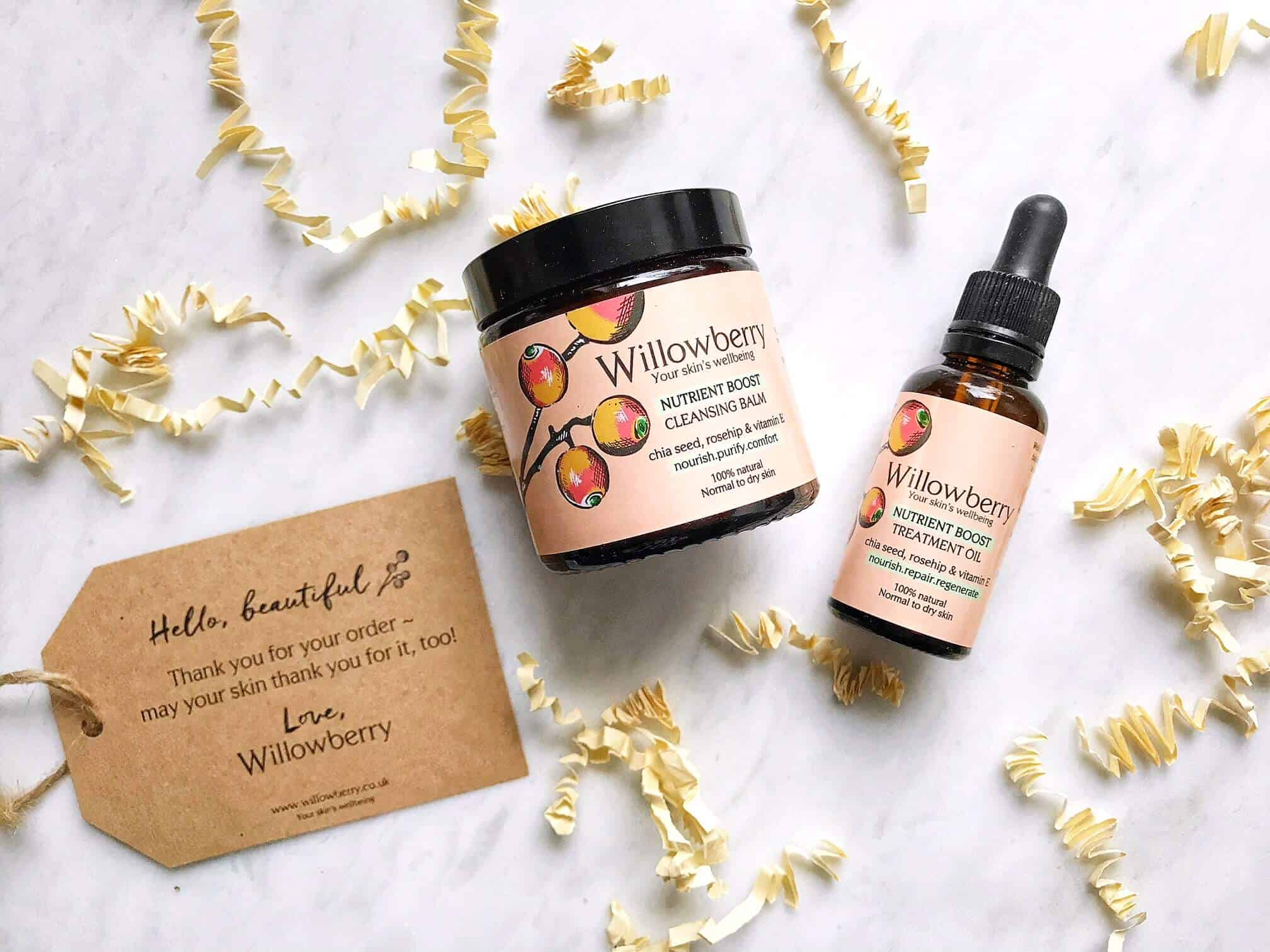 Willowberry Natural Skincare Review