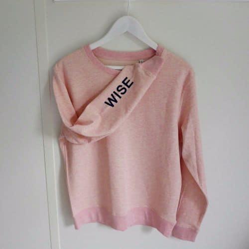 Wisehouse organic wise sweatshirt