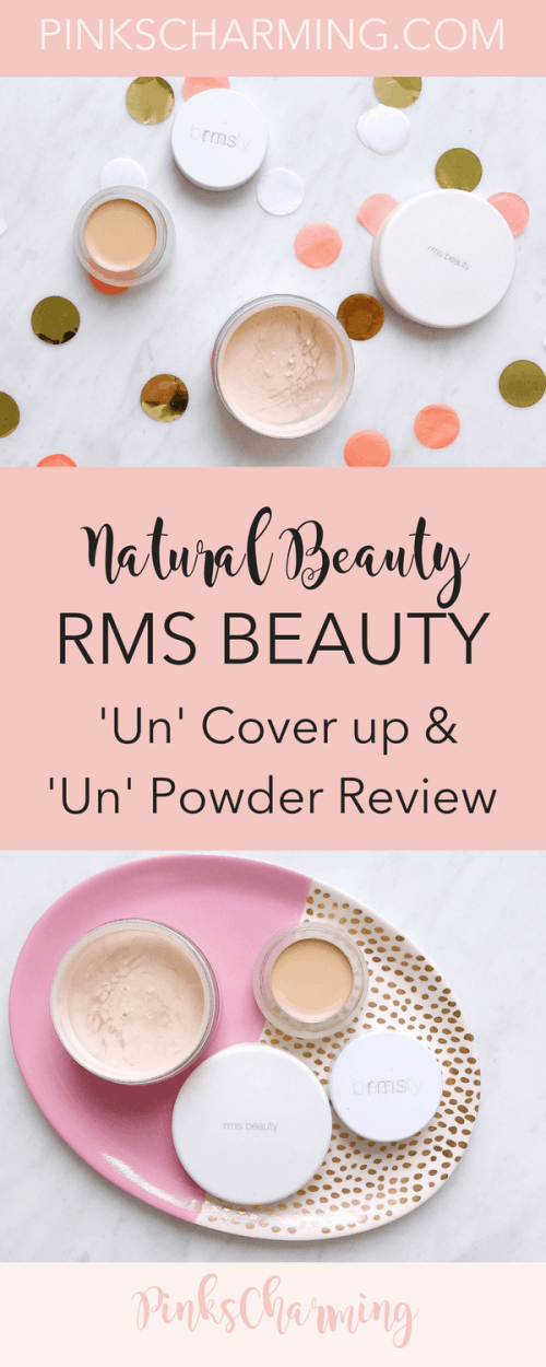 RMS Beauty 'Un' Cover-up and 'Un' Powder Review