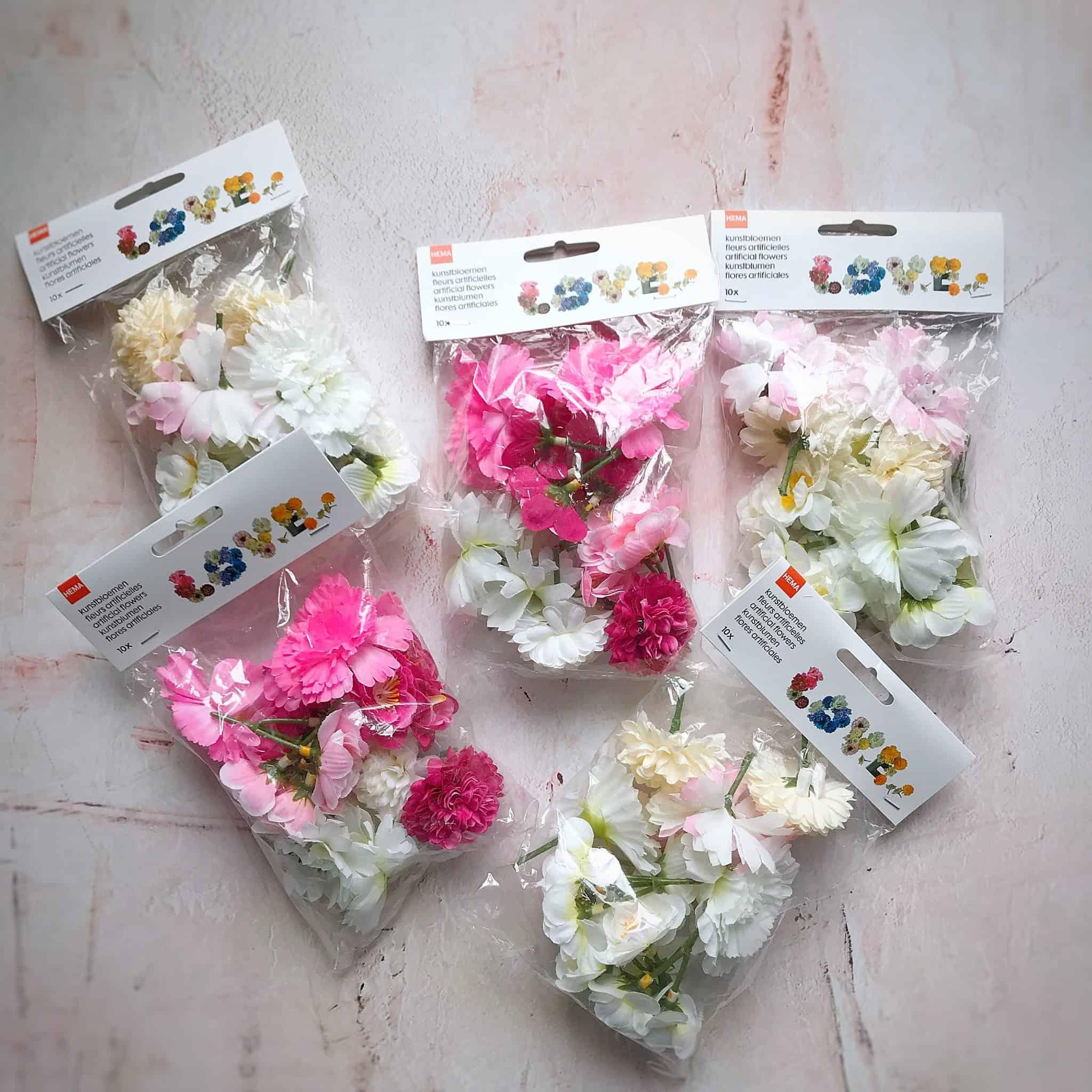 Hema fake flowers