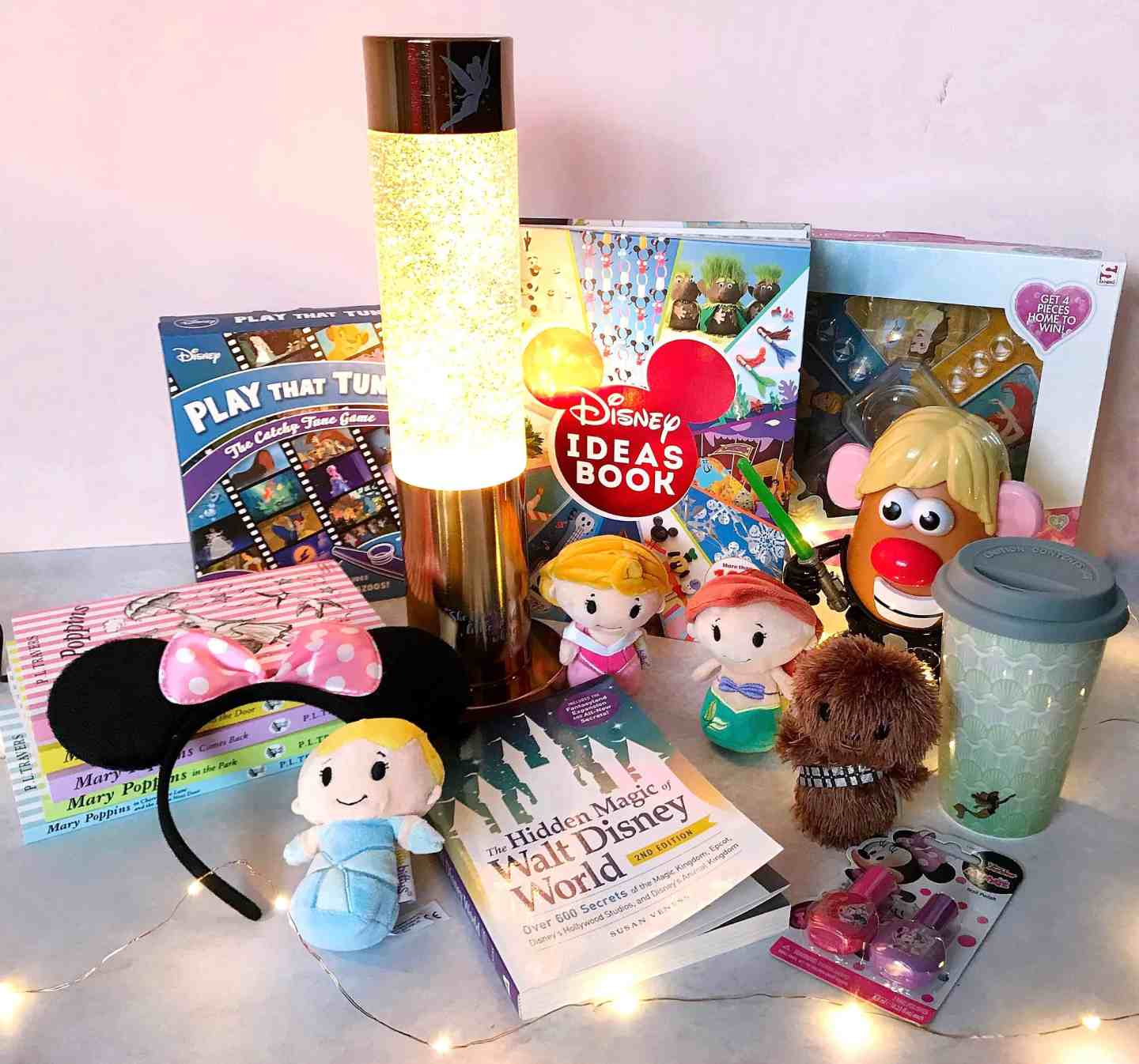 Disney Gift Guide with Great Gifts for Disney Lovers