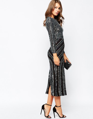 French Connection Diana Swirl Maxi Dress
