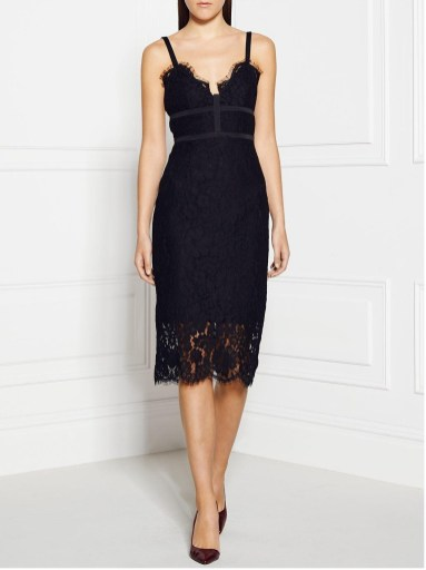 KEEPSAKE Interlude Lace Dress