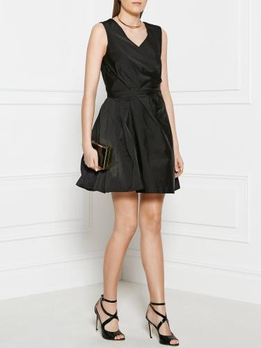 MARC BY MARC JACOBS Compact Draped Cocktail Dress