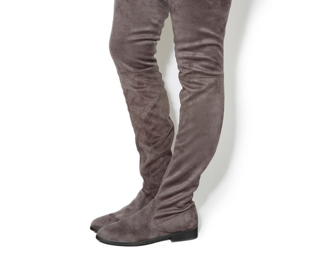 Office Eden Stretch Over The Knee Boots
