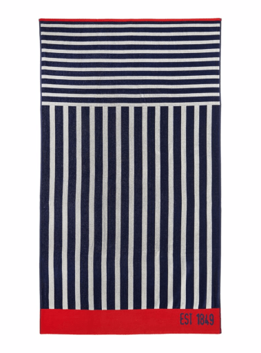 Linea Regatta Stripe Beach Towel