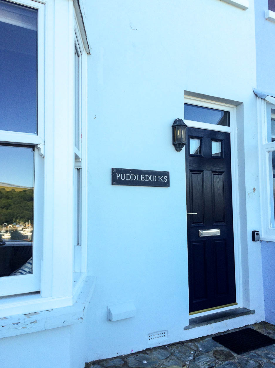 Puddleducks cottage in Fowey, Cornwall