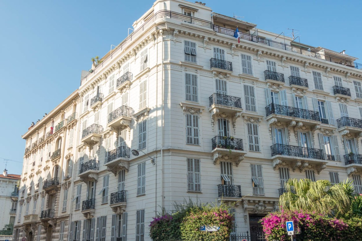 Architecture in Nice