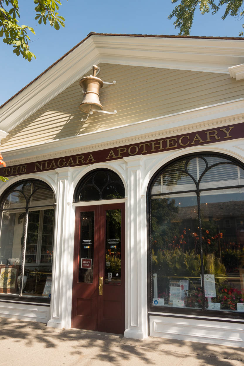 The Niagara Apothecary, Niagara-on-the-Lake