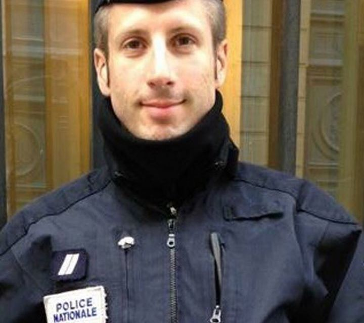 Gay police officer killed in the Paris terror attack had been an advocate for LGBT rights