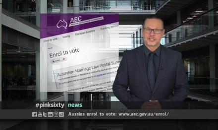 TIME RUNNING OUT TO REGISTER TO VOTE – Pinksixty News