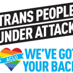 ACLU Sues Trump Administration Over Transgender Military Ban