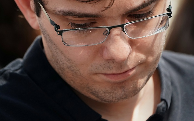 Martin Shkreli found guilty of fraud by jury in New York