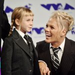 P!NK Delivers Inspiring Message to Her Daughter