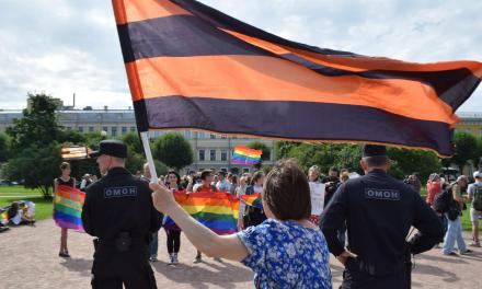 Attacks on LGBT Rally, St. Petersburg Limits Free Assembly