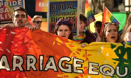 Everything needed to know about Australian Marriage Equality Vote