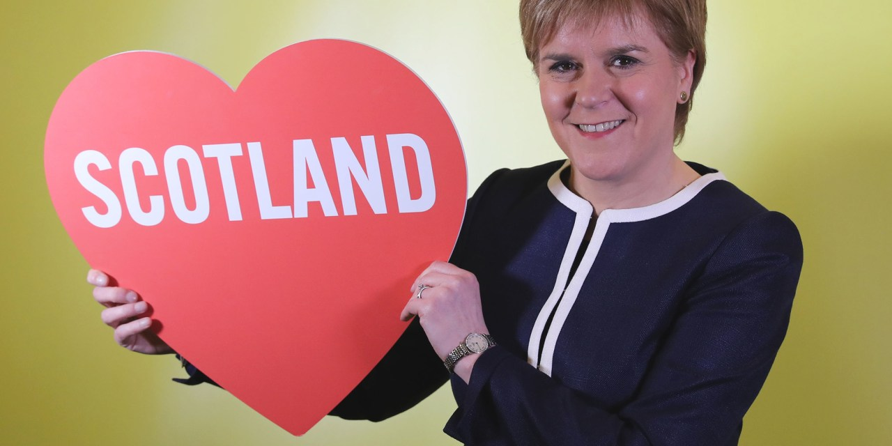 Scottish Leader To Make History By Participating In Glasgow Pride