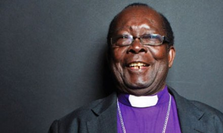 Uganda bishop receiving Clinton award for LGBT rights work