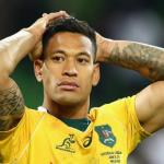 Rugby Player Israel Folau Against Marriage Equality