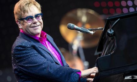 Elton John calls on Australia to legalise same-sex marriage