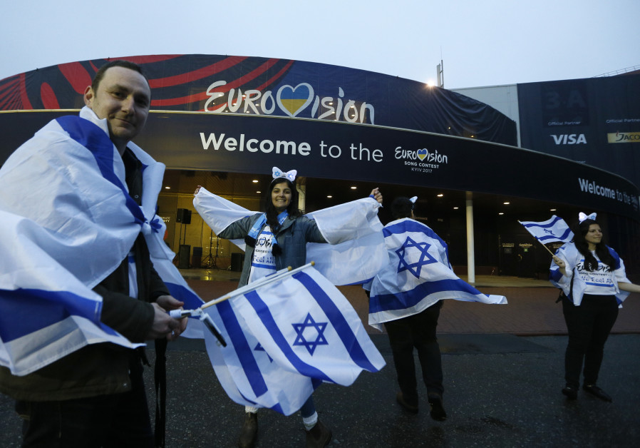 Eurovision is Set as EBU Confirm Israel For 2018
