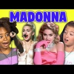 WATCH: First Time Reaction as Kids Watch Madonna