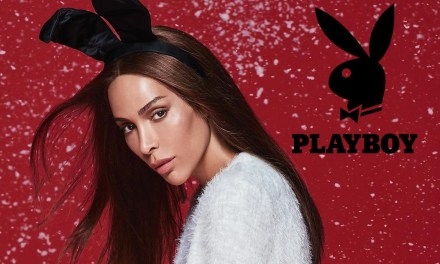 Playboy Features a Trans 'Playmate'