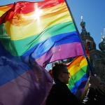 LGBT Hate Crimes Double After Russian 'Gay Propaganda' Ban