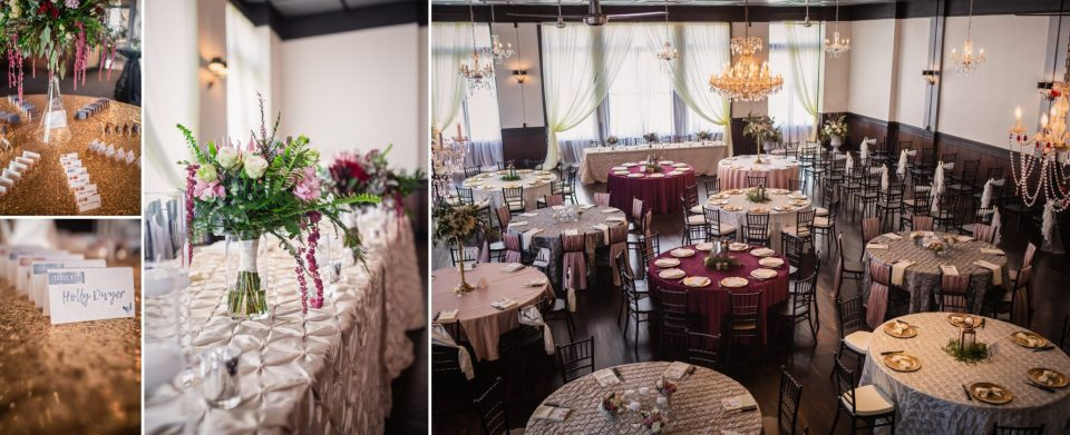 The Court Above Main Dream Wedding Event // Pink Spruce Photography