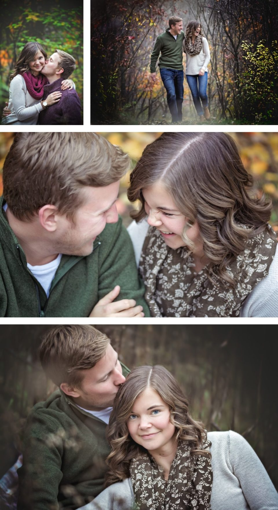 Pink Spruce Photography Best of Engagement Photos for 2017 - Jennie and Jesse