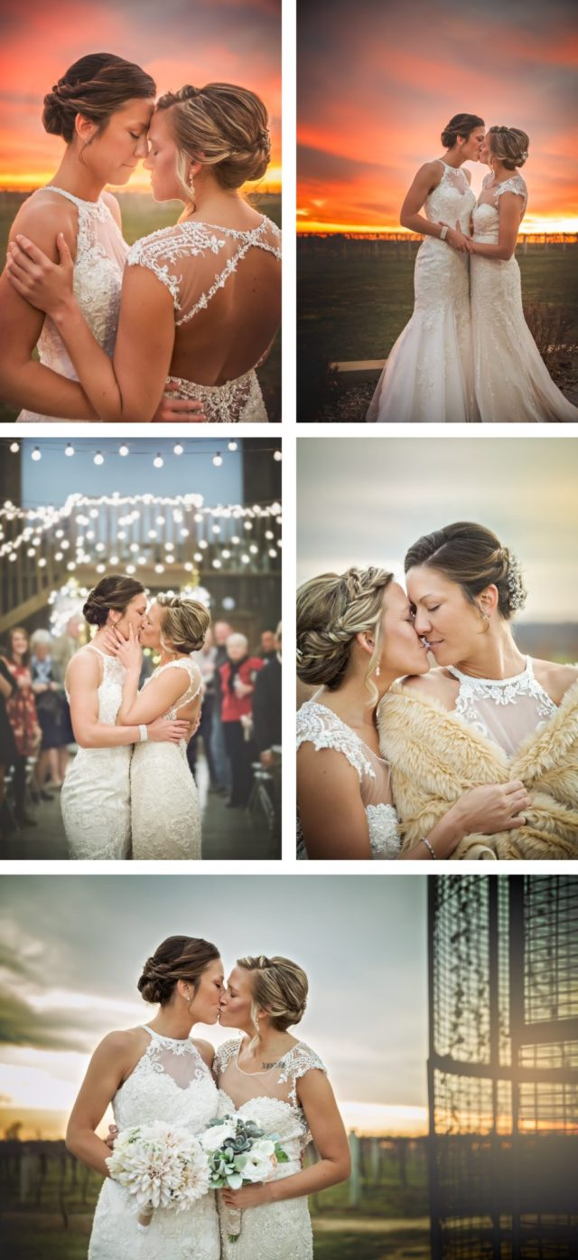 Pink Spruce Photography Best of Wedding Photos for 2017 - Heidi and Kelly