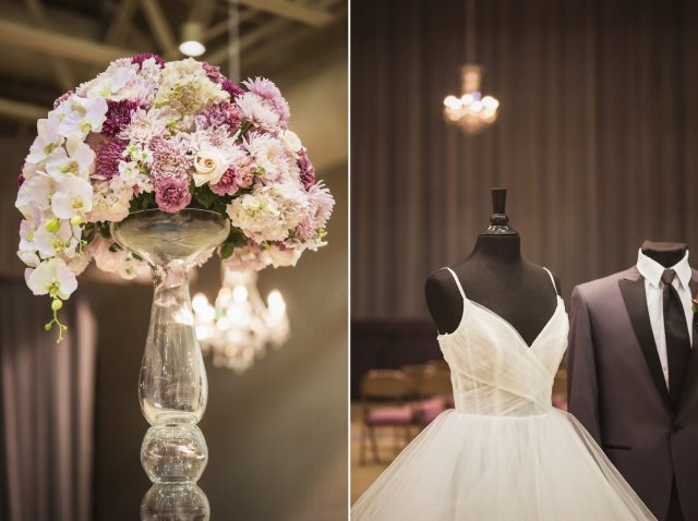 Purple And Pink Garden Floral Wedding Theme Bridal Expo 2018