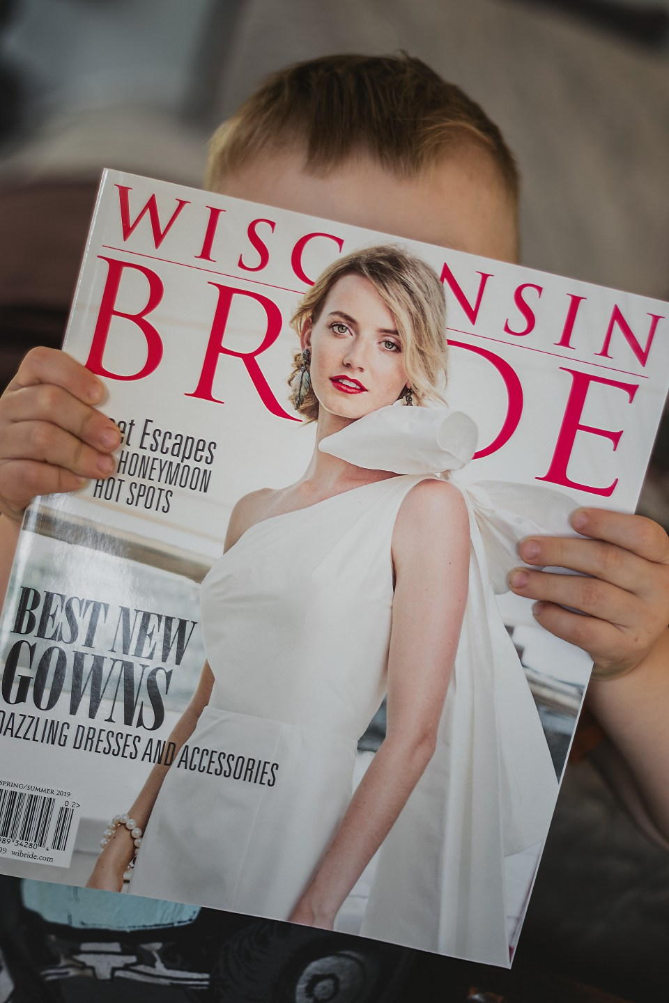 Pink Spruce Photography Wisconsin Bride Magazine Feature   Spring\Summer 2019 Issue