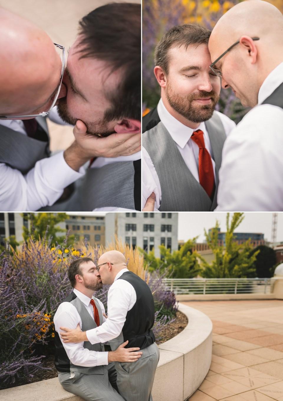 LGBTQ Wedding Photos | Pink Spruce Photography | www.pinksprucephotography.com