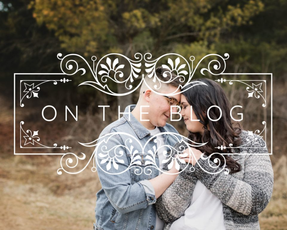 Engagement Session in La Farge, Wisconsin · Sarah + Kelvin
