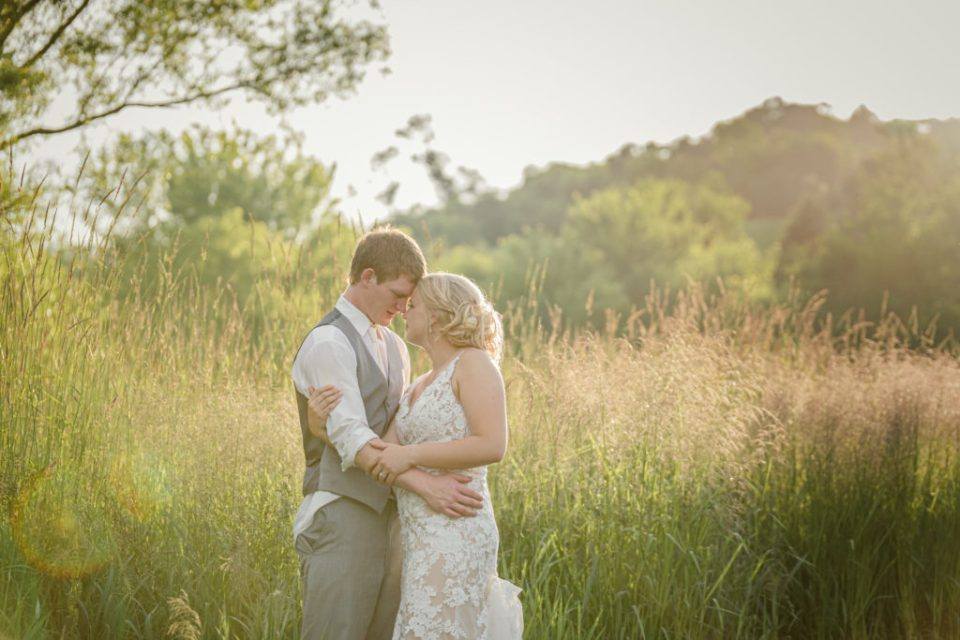 Amber and Erich | Barn Again Lodge Wedding