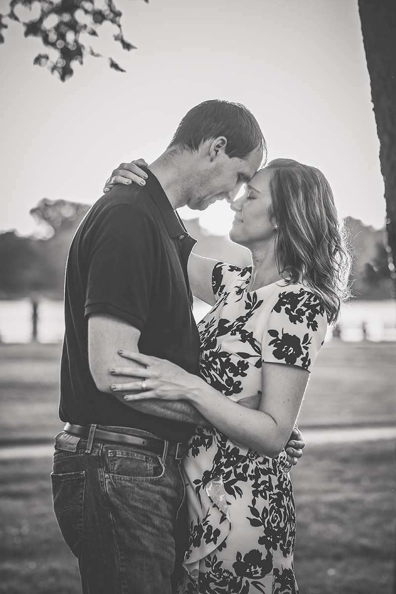Summer Engagement Session at Riverside Park | Pink Spruce Photography – La Crosse Wisconsin Wedding Photographer